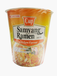 Samyang Chicken Ramen 65 gm