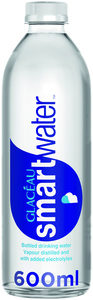 Glaceau Smartwater Smartwater 600ml