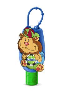 Dettol Original Anti-Bacterial Hand Sanitizer With Lion Jacket 50ml