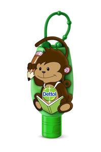 Dettol Original Hand Sanitizer With Monkey Bag Tag 50ml