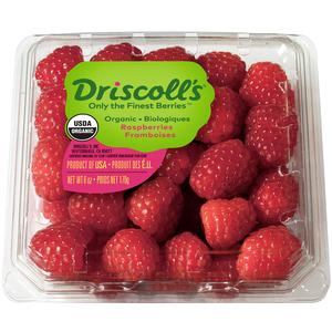 Raspberry USA 170g pkt