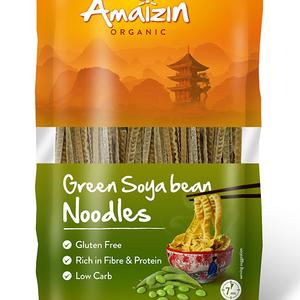 Green Soya Bean Noodles Amaizin Organic 200g