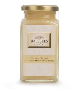 White Mountainous Honey Balqees Raw 290g