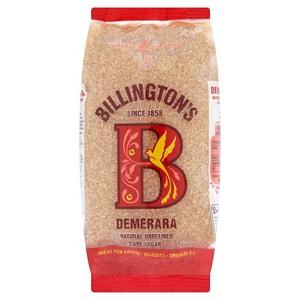 Demerara Sugar Billington's 500g