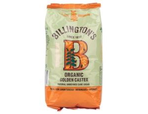 Golden Caster Sugar Billington's Organic  500g