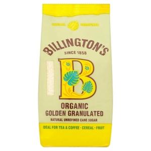 Granulated Cane Sugar Billington's Organic 500g