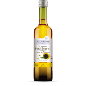Sunflower Oil Bio Planete Organic 500ml