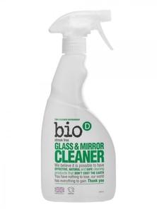 Bio D Glass & Mirror Cleaner 500ml