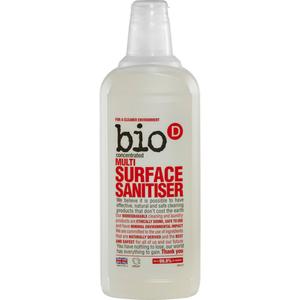 Multisurface Sanitiser Bio D 750ml