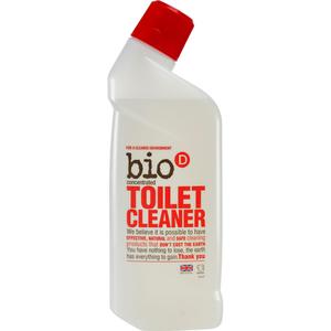 Toilet Cleaner Bio D 750ml