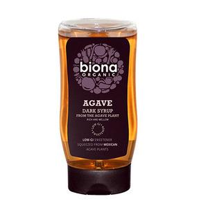 Biona Organic Agave Dark Syrup 250ml