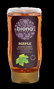 Biona Organic Maple Agave Syrup 350ml