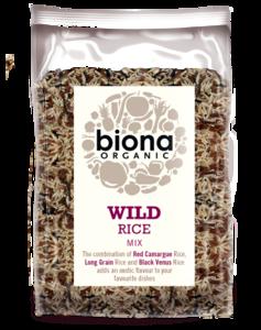 Biona Organic Wild Rice Mix 500g