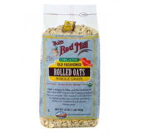 Bob's Red Mill Whole Grain Rolled Oats 907g