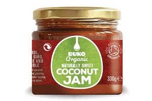 Coconut Jam Original Buko Organic 330g