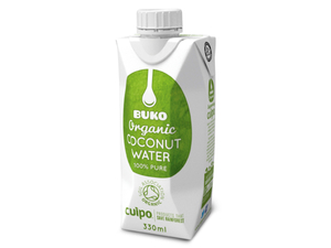 Coconut Water Buko Organic 1l