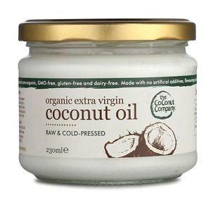 Extra Virgin Coconut Oil Coconut Company 230ml