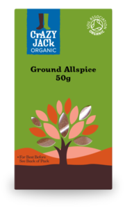 Allspice Crazy Jack Organic Crazy Jack Organic Ground 50g