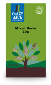 Mixed Herbs Crazy Jack Organic  20g