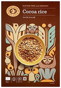 Cocoa Rice Doves Farm 375g