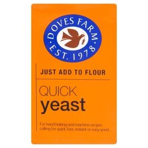 Doves Farm Quick Yeast 125g