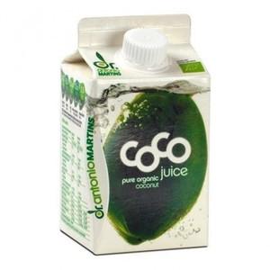 Coco Juice Dr. Antonio Martins Organic 500ml