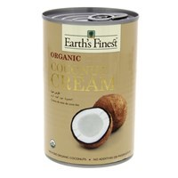 Coconut Cream Earths Finest Organic 400ml