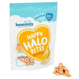 Happy Halo Bites Banana Heavenly  60g