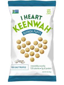 I Heart Keenwah Sea Salt Truffle 85g