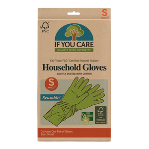 House Hold Gloves  If You Care size s
