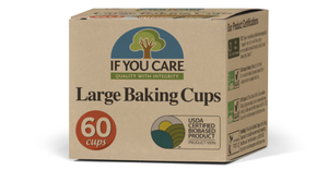 Large Baking Cups  If You Care 60pcs