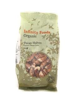 Pecan Halves  Infinity Organic 125g