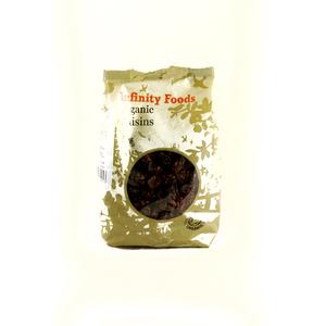 Raisins  Infinity Organic 250g