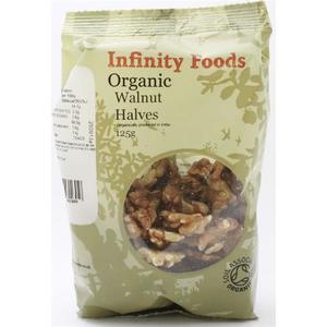 Walnut Pieces Infinity Organic  250g
