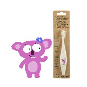 Jack N' Jill Bio Toothbrush Koala 1pc