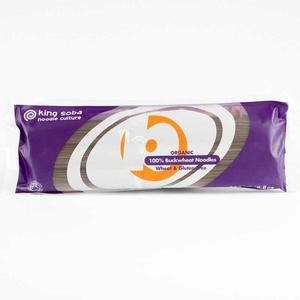 100% Buckwheat Noodles King Soba Organic 250g
