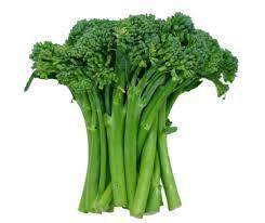 Organic Broccoli Tenderstem Kenya 300g