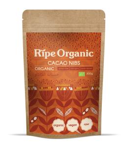 Ripe Organic Cacao Nibs 200g