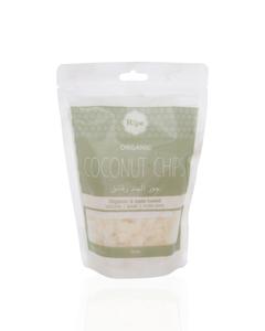 Ripe Org Coconut Chips 150g