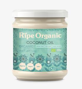 Ripe Organic Coconut Oil 300ml