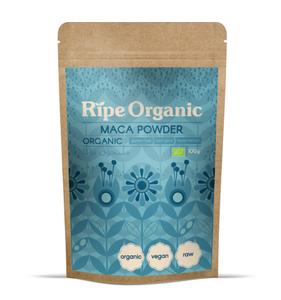 Ripe Organic Maca Powder 100g