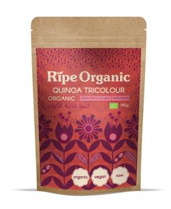 Ripe Organic Quinoa Tricolour 400g