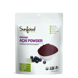 Sunfood Org Acai Powder 113g