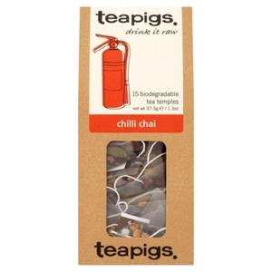 Chilli Chai Teapigs 15s