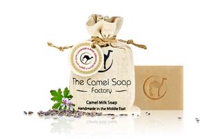 Lavnder Rose Gera Soap The Camel Soap Factory  100g