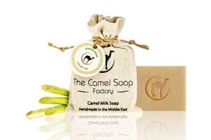 Lemongrass Soap The Camel Soap Factory  100g
