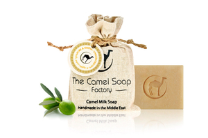 Unscented Soap  The Camel Soap Factory 100g