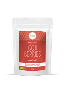 Ripe Organic Goji Berries 200g