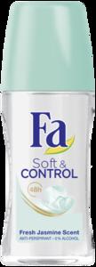 Fa Deodorant Roll On Soft & Control 50ml