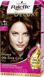 Palette Permanent Cream Hair Dye For Women Dark Chocolate 3 65 50ml